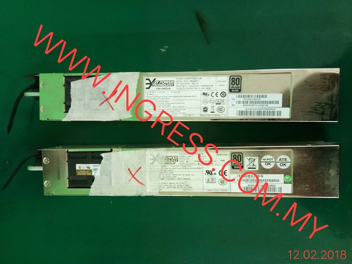 Repair 3Y POWER TECHNOLOGY POWER SUPPLY YM 2451C