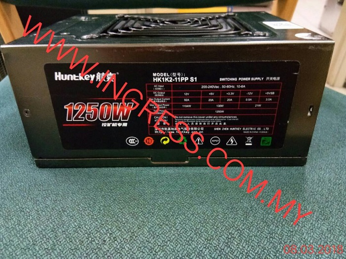 Repair HUNTKEY POWER SUPPLY HK IK2-11PP-SI