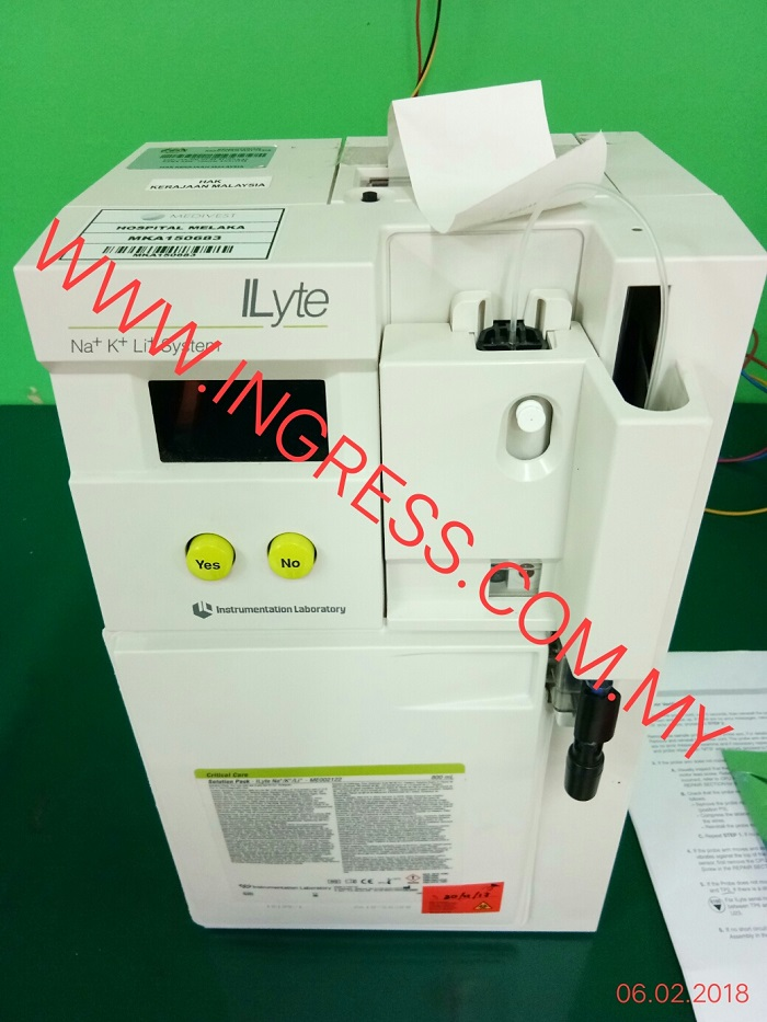 Repair ILYTE LIT IOR ANALYZER