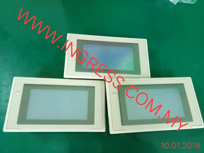 Repair OMRON INTERACTIVE DISPLAY NT20