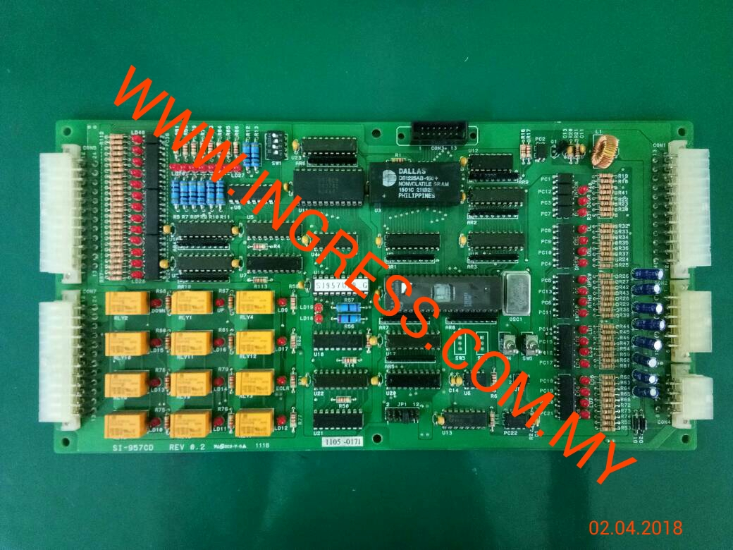 Repair PCB  BOARD SI-95CD