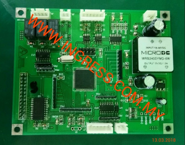 Repair PCB BOARD WRB2405YMD-6W