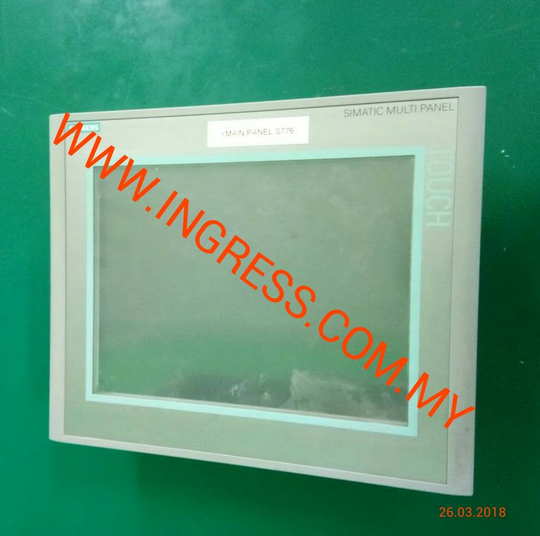 Repair SIEMENS TOUCH SCREEN MONITOR 6AV6644-6AA01-2AX0