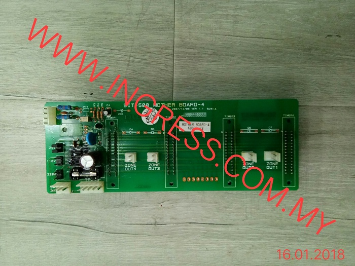 Repair TIMER 04 MOTHER BOARD 04_SIT-500