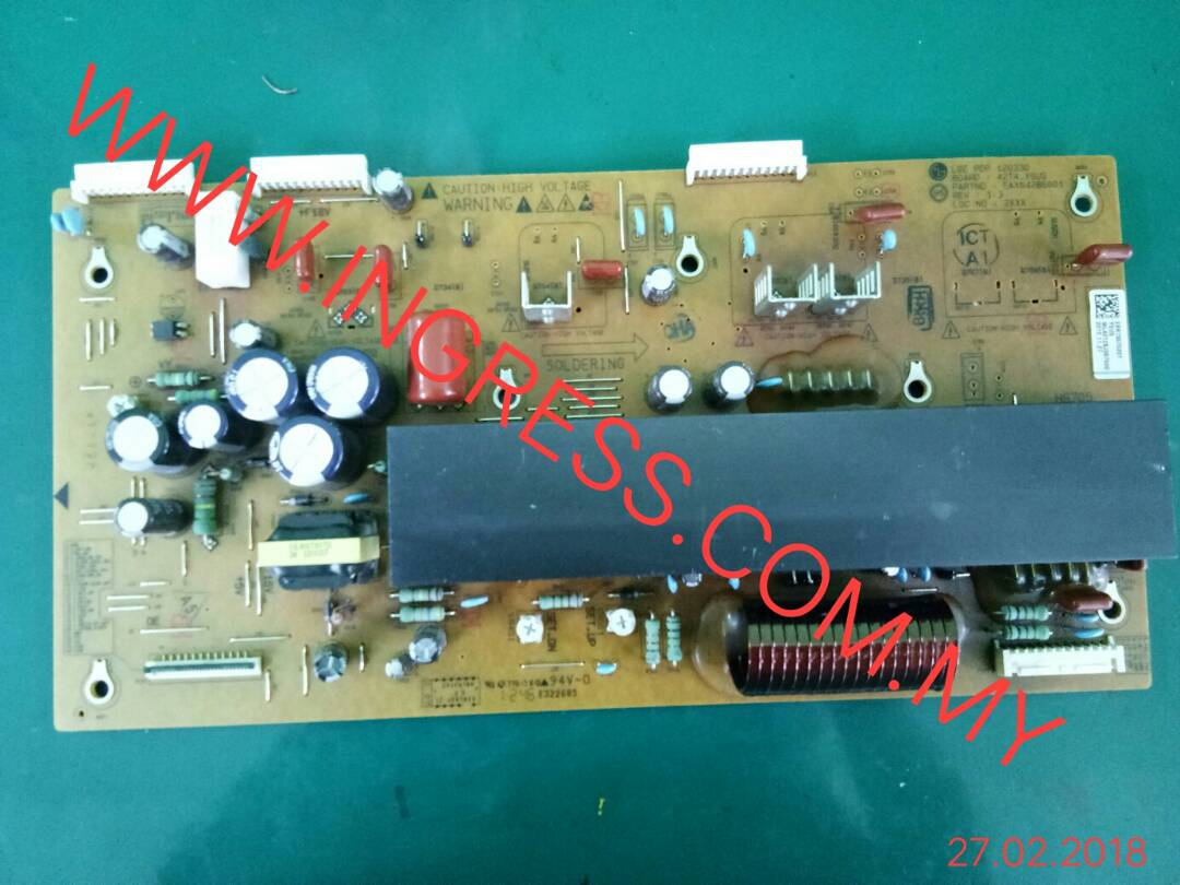 Repair UR PCB BOARD EAX64286001