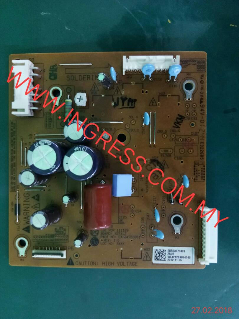 Repair UR PCB BOARD TIS-3V-0
