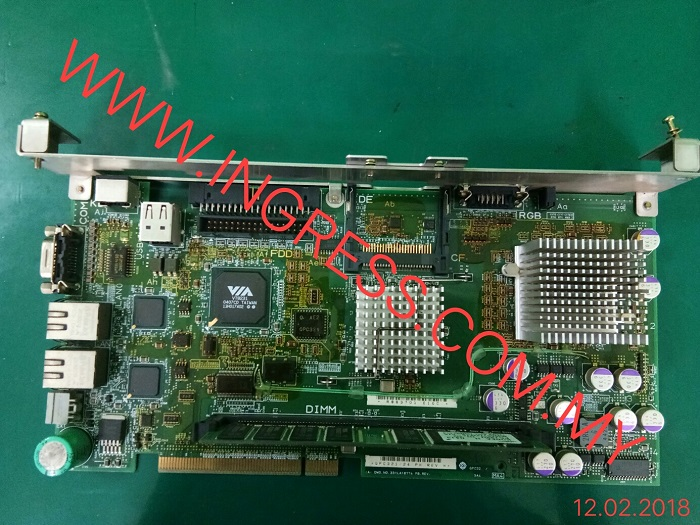 Repair YASKAWA CPU CARD JANCD NCP01